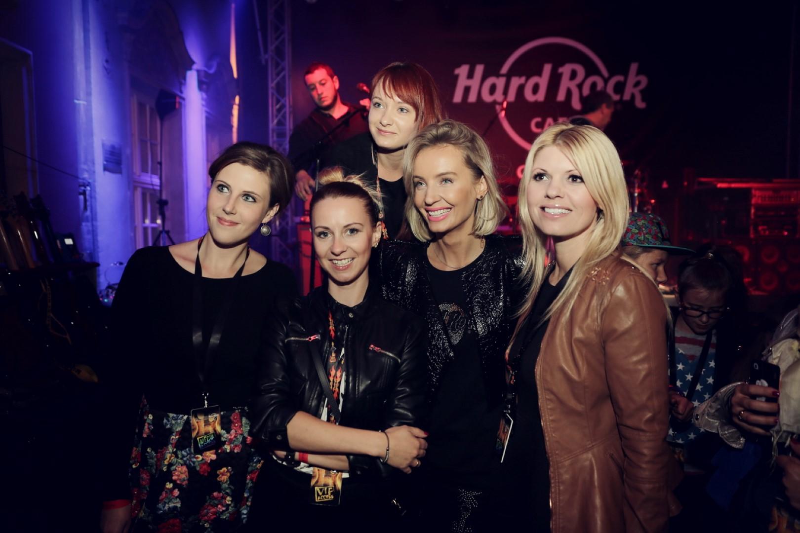 Hard Rock Cafe Gdańsk Grand Opening 2