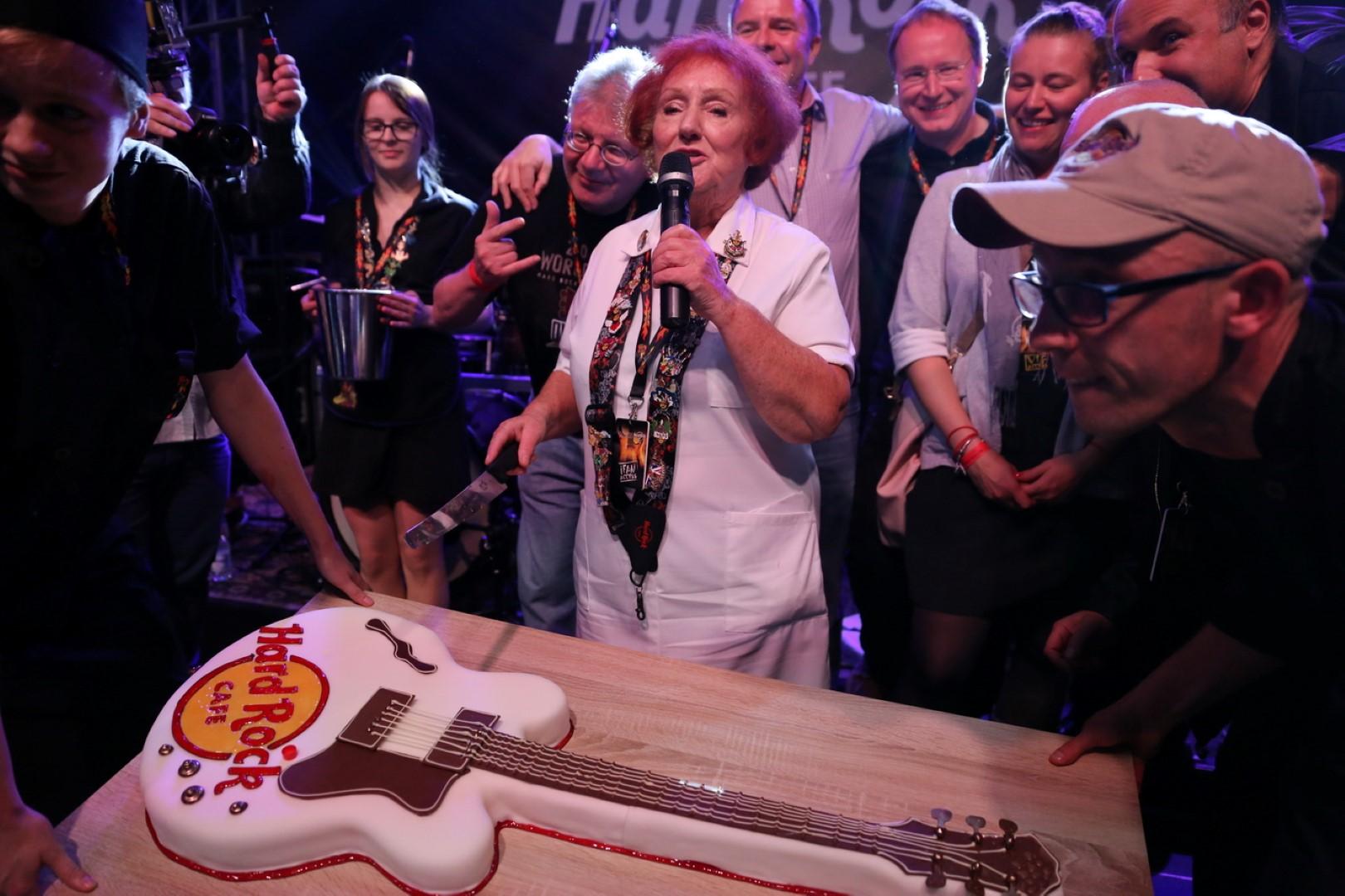Hard Rock Cafe Gdańsk Grand Opening 4