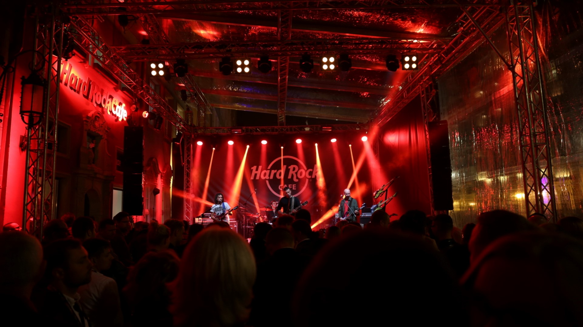 Hard Rock Cafe Gdańsk Grand Opening 5